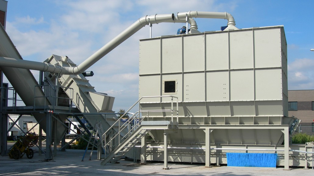 Unloading Storage Amp Handling Of Wood Pellets Geldof