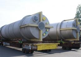 Maturation silos